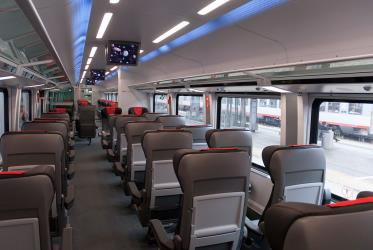 First class in ÖBB